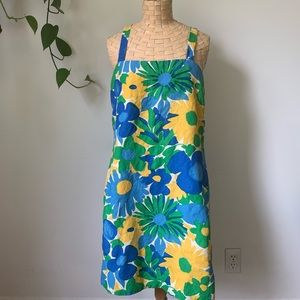 J. Crew Morning Floral Dress